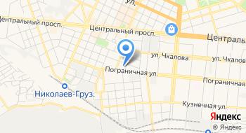 Николаевский экспертно-технический центр на карте
