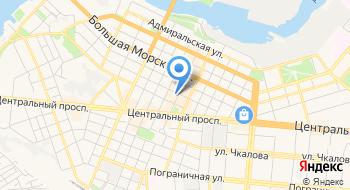 Магазин Капюшон на карте