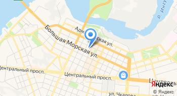 Магазин Украинский текстиль на карте