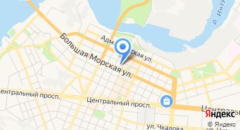 Музей подпольно-партизанского движения на Николаевщине в годы ВОВ 1941-1944 гг на карте