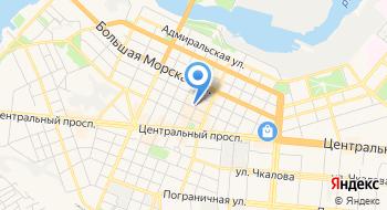 Николаевский городской земельно-кадастровый центр на карте