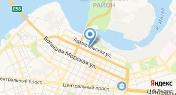 Компания Без границ на карте