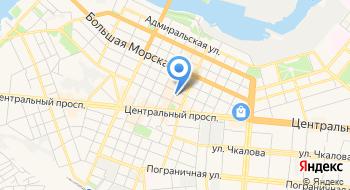 Торговый центр Никольский посад на карте