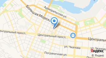 Интернет-магазин Textilen на карте