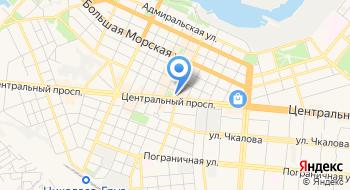 Интертелеком на карте
