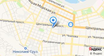 Буммакс на карте