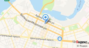 Николаевский городской дворец культуры и торжественных событий на карте