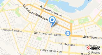 Окна-Сити на карте