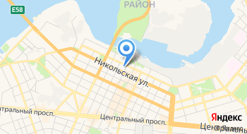 Николаевский академический художественный русский драматический театр на карте