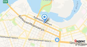 Оценочная компания Осирис на карте