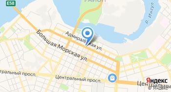 Николаевский центр землеустройства на карте