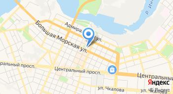 Альфа-банк, отделение Николаевское № 2 на карте