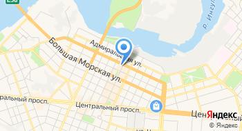 Укрсоцбанк, банкомат на карте