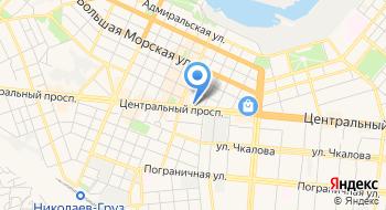 Международное агентство Воздушных Сообщений на карте