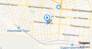 Николаевский Местный Благотворительный Фонд Юнитус на карте