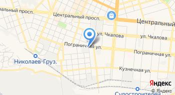 Адвокат Шкиль И. В. на карте