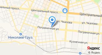 Участковая больница ветеринарной медицины Заводского района г. Николаева на карте