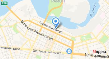 Отделение почтовой связи №1 на карте