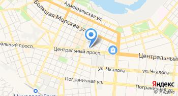 Автошкола Ремиз на карте