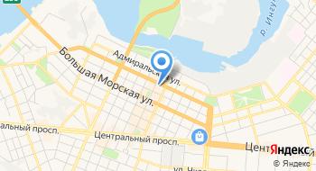 Кафе Усть-Ингул на карте