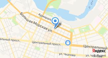 Николаевская Областная универсальная научная библиотека имени А. Гмырёва на карте