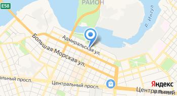 Вольга-Украина на карте