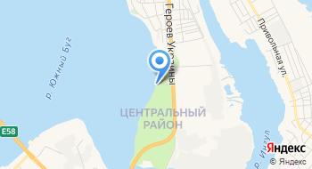 Веревочный парк активного отдыха Драйв на карте