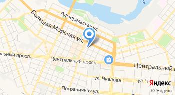 Центр охранных технологий на карте
