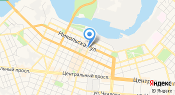 Автомагазин Юник Трейд на карте