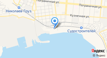 Николаевский окружной административный суд на карте