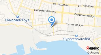 Дистрибьюторская компания Импульс-Николаев на карте