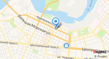 Агентство Детектив Николаев на карте