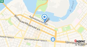 Научно-педагогическая библиотека города Николаева на карте