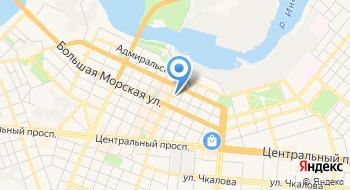 Искобар на карте