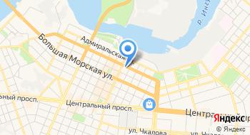 Центр турбин на карте
