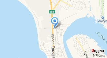 Интернет-магазин SalonPro на карте