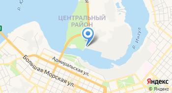 Управление охраны, использования и воспроизводства водных биоресурсов и регулирование рыбоводства в Николаевской области на карте