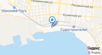 Национальное классификационное общество Регистр судоходства Украины на карте