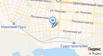 Николаевская областная благотворительная организация Благотворительный фонд За ВДВ на карте