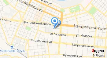 Николаевский медицинский центр Arnika на карте