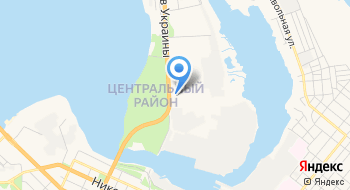 ТЦ Амстор на карте