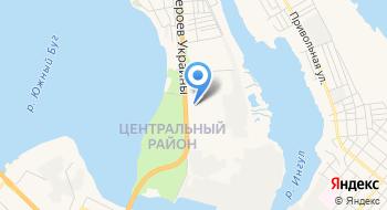 Жжук на карте
