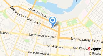 Усс Одесса на карте