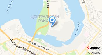 Николаевская Образцовая Автомобильная школа Осоу на карте