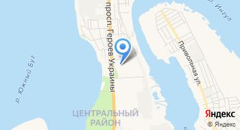 Николаевский Классический лицей на карте