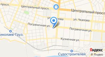 Баня Русский Пар на карте