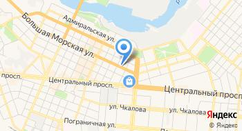 Николаевская областная библиотека для юношества на карте