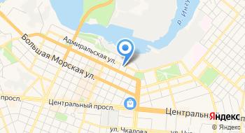 Информационный аналитический центр Николаевского областного центра здоровья на карте