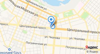 Николаевская областная организация Национального Союза художников Украины Выставочный зал на карте