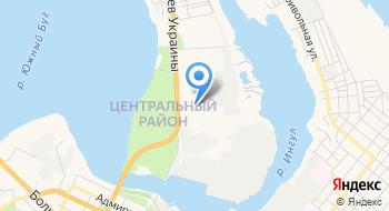 Национальный университет кораблестроения имени адмирала Макарова на карте
